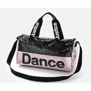 Justice, Girls Dance Bag NWOT